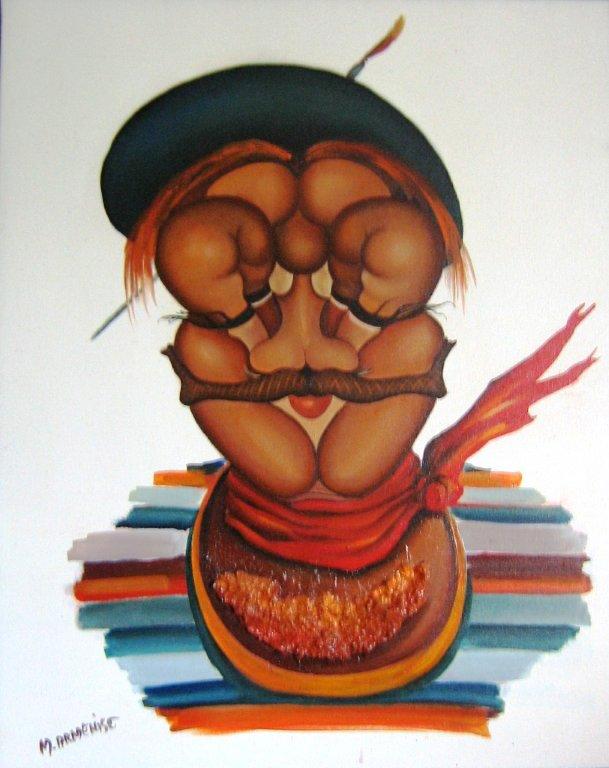 L'artisa di Michele Armenise
